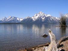 Free Mount Moran Stock Image - 2726771