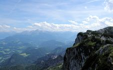 Free Landscape In Alpes (Austria ) Stock Photo - 2726970