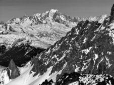 Free Panorama Of Mont Blanc Stock Photos - 2727023
