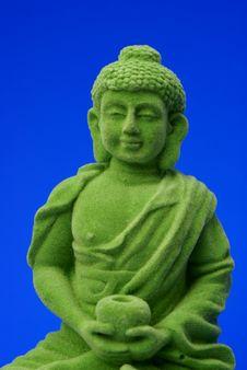 Free Buddha. Stock Image - 2727071