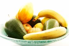 Free Bowl Of Fresh Fruit Royalty Free Stock Image - 2727296