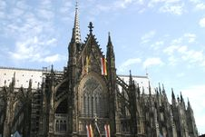 Free Cologne Cathedral Royalty Free Stock Photos - 2727548