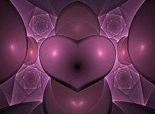 Free Heart Shape Stock Photography - 2728052