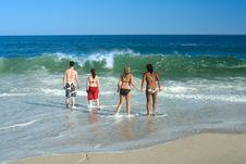 Free Teen Summer Royalty Free Stock Photo - 2728375