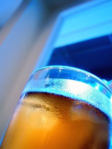 Free Cold Drink 3 Royalty Free Stock Photo - 2729105