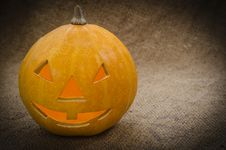 Free Halloween Pumpkin Stock Photo - 27200670