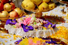 Free Thai Dessert. Royalty Free Stock Photography - 27201167