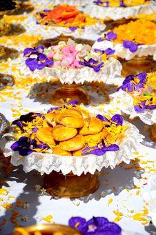 Free Thai Dessert. Royalty Free Stock Images - 27202159