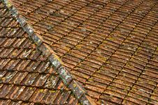 Free Old Roof Stock Images - 27202854