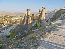 Fairy Chimneys 3 Royalty Free Stock Images