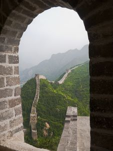 Free Great Wall Royalty Free Stock Images - 27203669