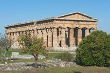 Free Valle Dei Templi Royalty Free Stock Photo - 27206855