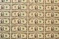Free Sample Of US 2-dollar Bills Stock Photos - 27210863