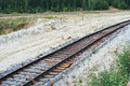 Free Old Railroad Tracks Royalty Free Stock Photography - 27214157