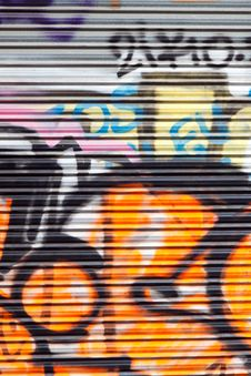 Free Graffiti Royalty Free Stock Photos - 27212448