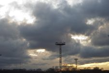 Free Storm Sky Stock Photo - 27213090
