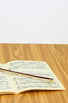 Free Music Lesson Stock Image - 27215561