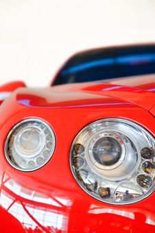 Free Car Light Stock Photos - 27215603