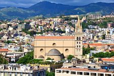 Free Messina Cityscape Stock Photography - 27215922
