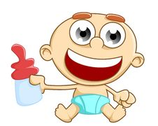 Free Happy Babby Royalty Free Stock Image - 27215956