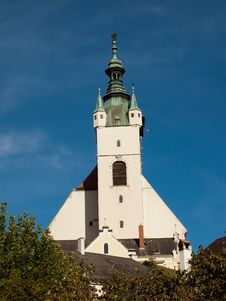 Free Krems-Austria Royalty Free Stock Photography - 27219857