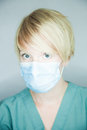 Free Nurse Looking At You Stock Images - 27226314