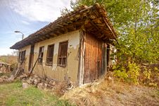Old Mountain House. Royalty Free Stock Photography