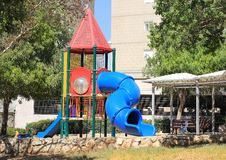 Free Playground For Children Stock Image - 27224031