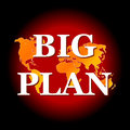 Free Big Plan Royalty Free Stock Photo - 27232725