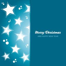 Free Christmas Card Background Royalty Free Stock Image - 27235236