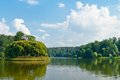 Free Island And Pond Stock Image - 27240041
