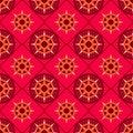 Free Geometric Seamless Pattern Royalty Free Stock Photos - 27240798