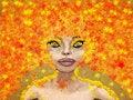 Free Fantasy Autumn Girl Royalty Free Stock Photos - 27245158