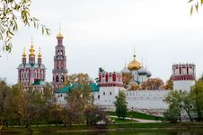Free Russian Monastery Stock Photography - 27240392