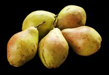 Free Pears Royalty Free Stock Photo - 27244035