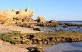 Free Western Algarve Beach Scenario, Portugal Stock Photos - 27250653