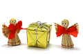 Free Christmas Angels Stock Photography - 27255072