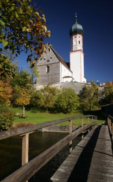 Free Bavarian Village Stock Images - 27251484