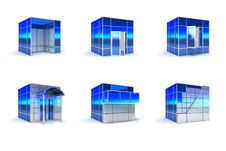 Free 3d Icons Stock Photos - 27252603