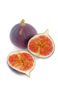 Free Figs Isolate Royalty Free Stock Photography - 27253127