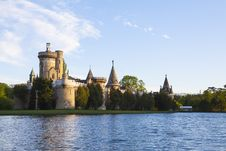 Free Laxenburg Water Castle, Lower Austria Royalty Free Stock Photography - 27254557
