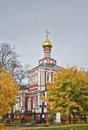 Free Novodevichy Convent Stock Image - 27261971