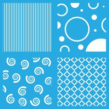 Picture Pattern 2 Stock Photography