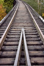 Free Old Railroad Track Royalty Free Stock Photos - 27270638