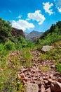 Free Mountains Landscape Royalty Free Stock Photo - 27272445