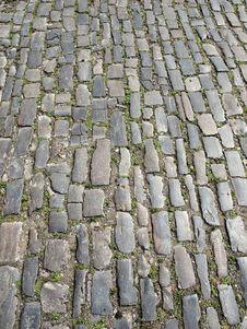 Free Old Stone Paving Stock Photo - 27271290