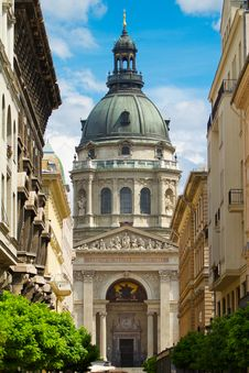 Free Stephen S Basilica In Budapest, Hungary Stock Photos - 27273193