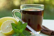 Free Tea Royalty Free Stock Photography - 27274387