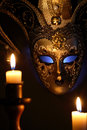 Free Venetian Mask Royalty Free Stock Photography - 27287707