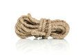 Free Hemp Rope Royalty Free Stock Images - 27287709